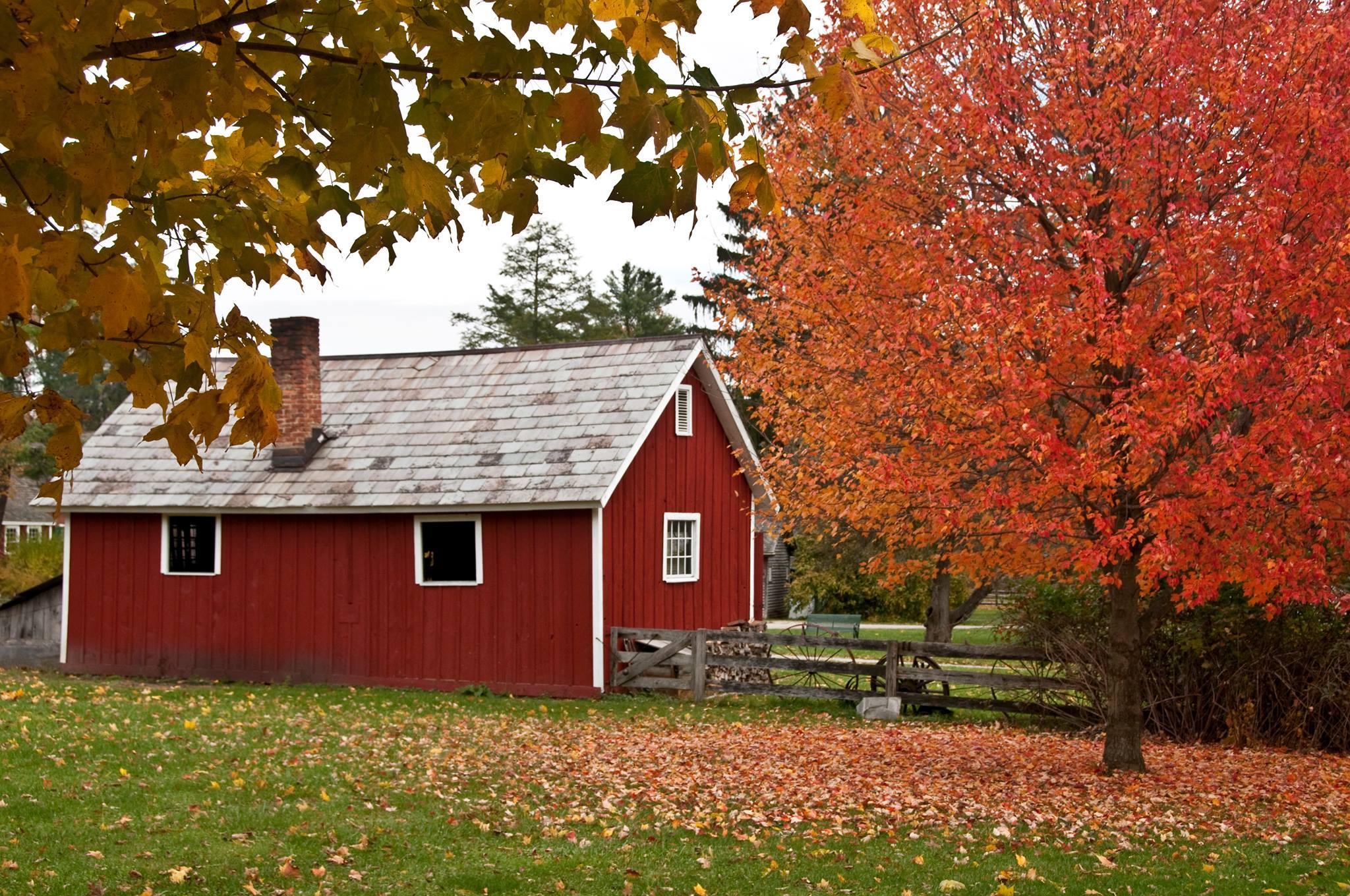Fall at Hale Farm & Village