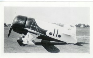 Gee Bee R1 001