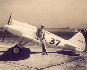 Howard DGA3 Pete 1930 NAR