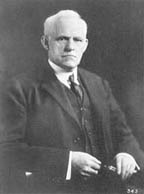 Frederick Goff conceived the idea of a community foundation and established the Cleveland Foundation in 1914.