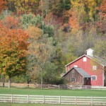Fall Image of Hale Farm