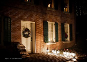 Holiday Lantern Tours at Hale Farm & Village