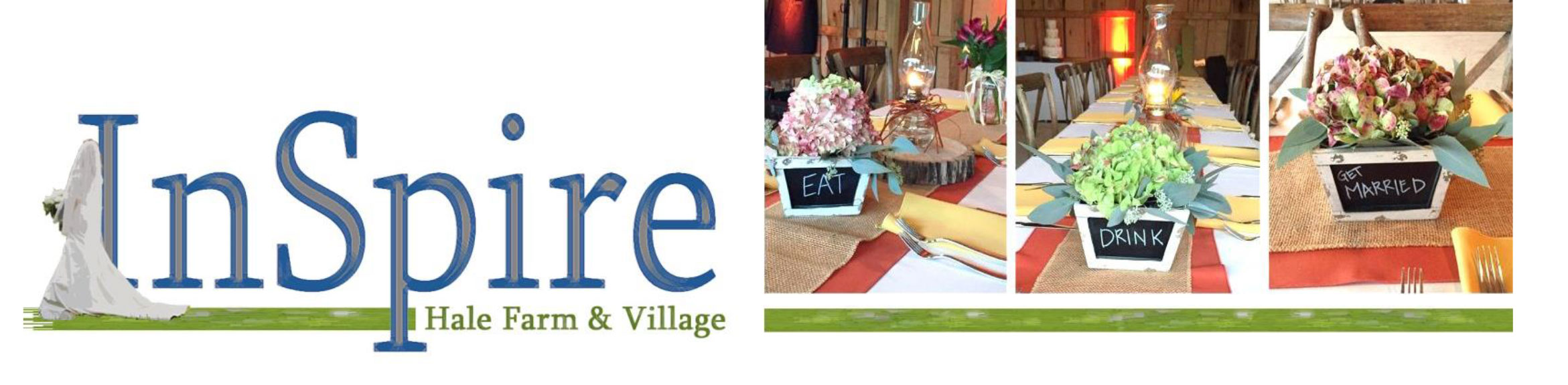 Hale Farm & Village InSpire Bridal Show May 10th