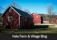 Hale Farm & Village Blog