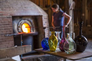Adult Glassblowing Workshop at Hale Farm & Village