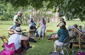Music in the Valley Folk & Wine Festival at Hale Farm & Village