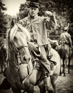 Civil War Reenactment 2016 at Hale Farm and Village