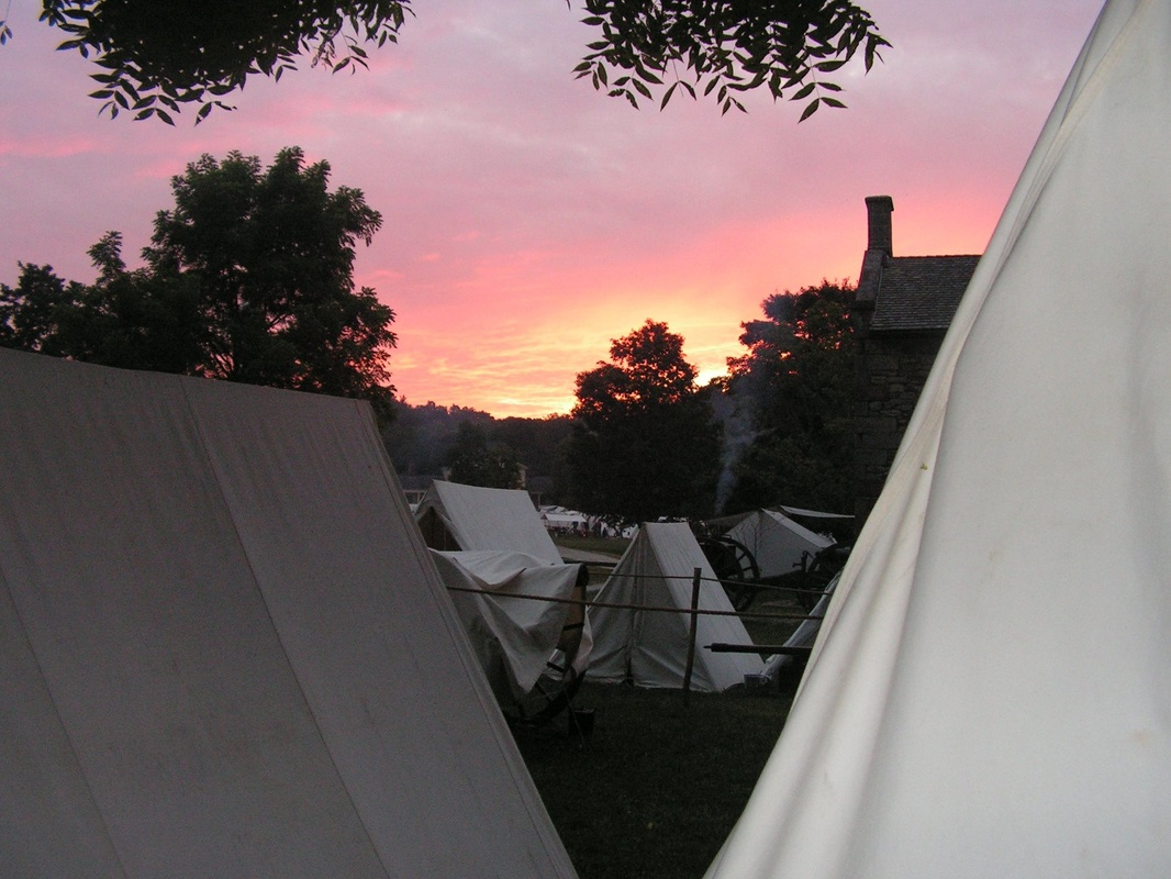 Civil War Reenactment 2016 at Hale Farm and Village
