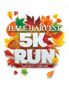 Hale Harvest Fest 5K Run