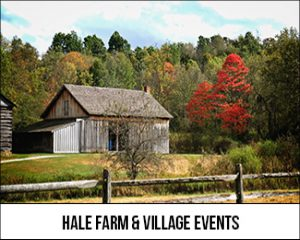 Hale Farm & Village Events