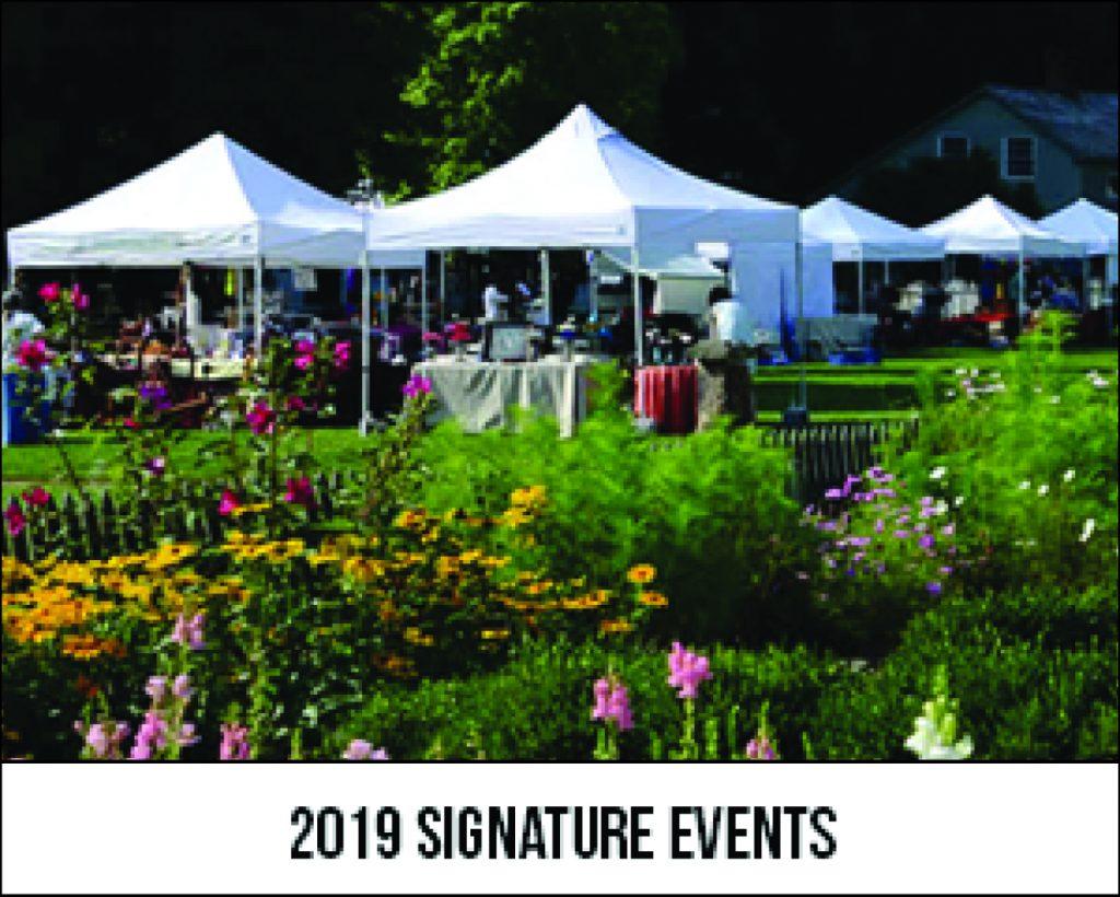 Hale Farm & Village 2019 Signature Events