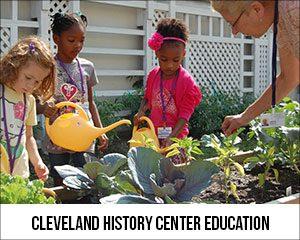 Cleveland History Center Education