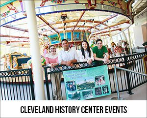 Cleveland History Center Events