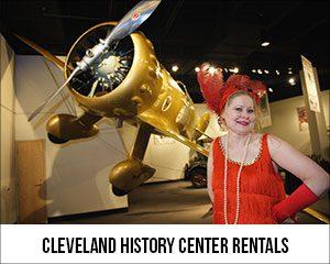 Cleveland History Center Rentals