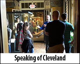 CHC Speaking of Cleveland