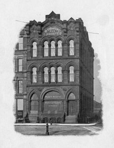 WRHS Building