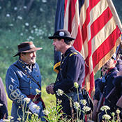 Civil War Reenactment Signature Event
