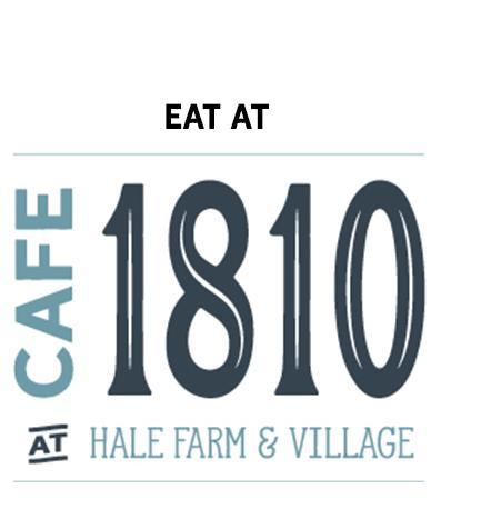 Eat at Cafe 1810