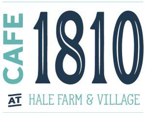 Cafe 1810 at Hale Farm & Village