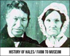 History of Hales - Farm to Museum