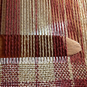 Hale Farm & Village Rigid Heddle Weaving Table Mat