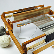 Hale Farm & Village Rigid Heddle Weaving Learn to warp; weave a sampler Adult Workshop