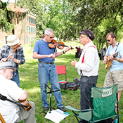 Music in the Valley Folk & Wine Festival Signature Event