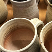 HFV Adult Workshop Pottery - Mug