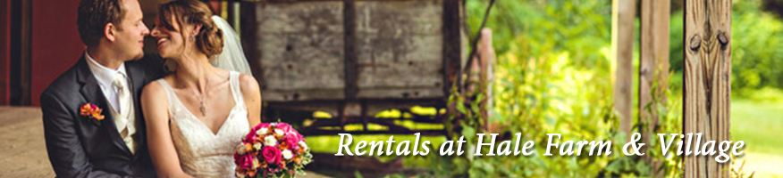 Rentals at Hale Farm & Village