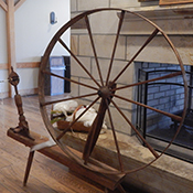 Hale Farm & Village Adult Workshop Spinning