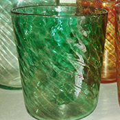 Hale Farm & Village Glassblowing Adult Workshop Drinking Glass
