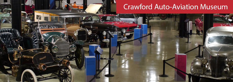 Crawford Auto-Aviation Museum
