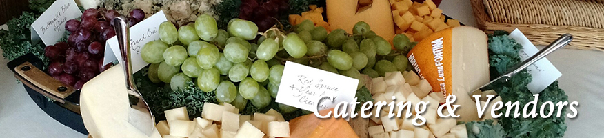 Hale Farm & Village Catering & Vendors