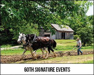 HFV 60th Signature Events