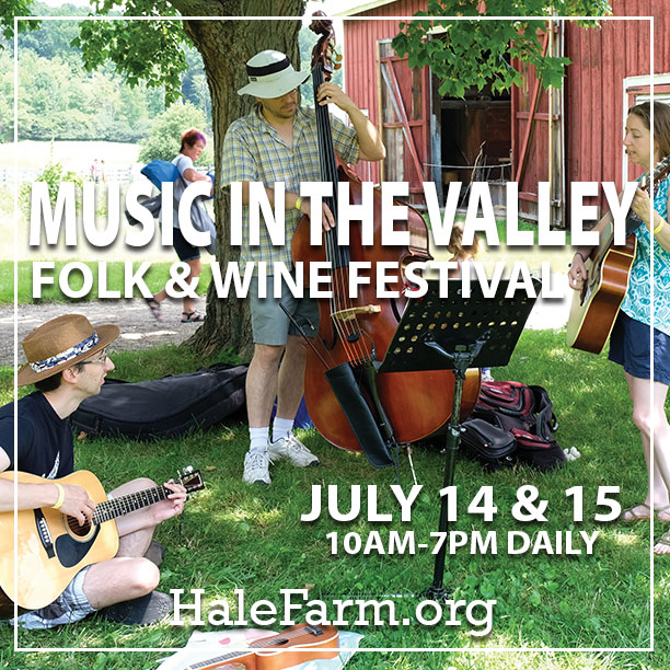 Music in the Valley Folk & Wine Festival