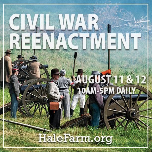2018 Civil War Reenactment