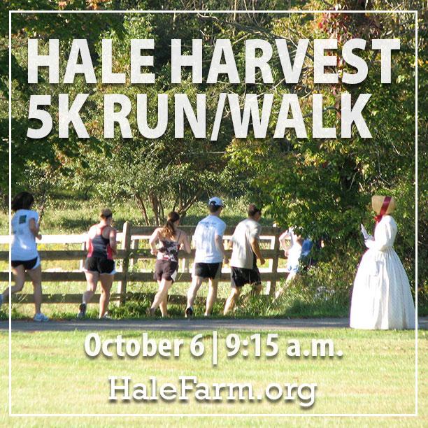 Hale Harvest 5K Run/WALK