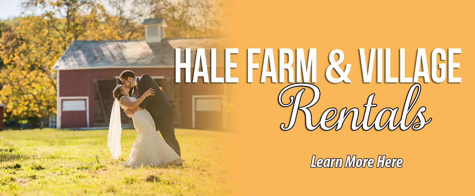 Hale Farm & Village Rentals 2020