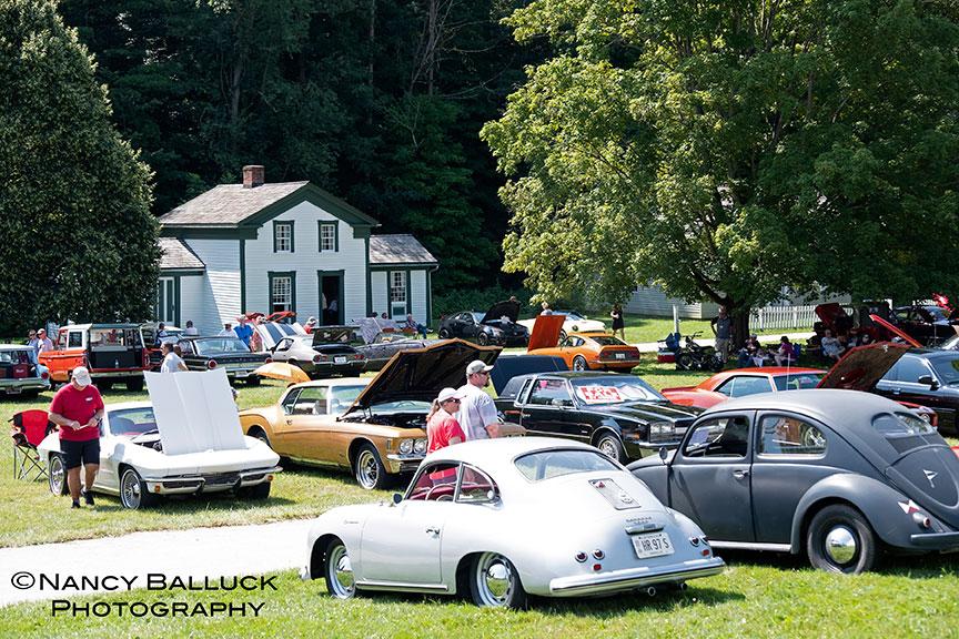Hale Farm & Village Car Meet