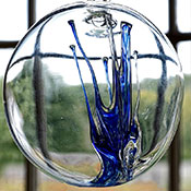 Hale Farm & Village Glassblowing Adult Workshop Witches Ball