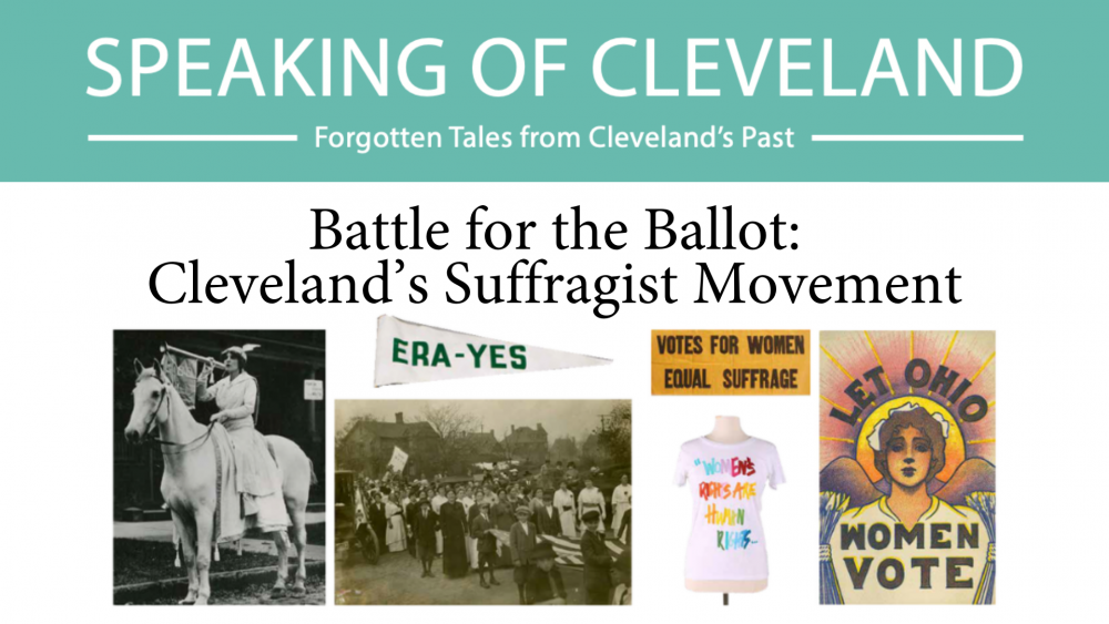 Cleveland's Suffrage Movement
