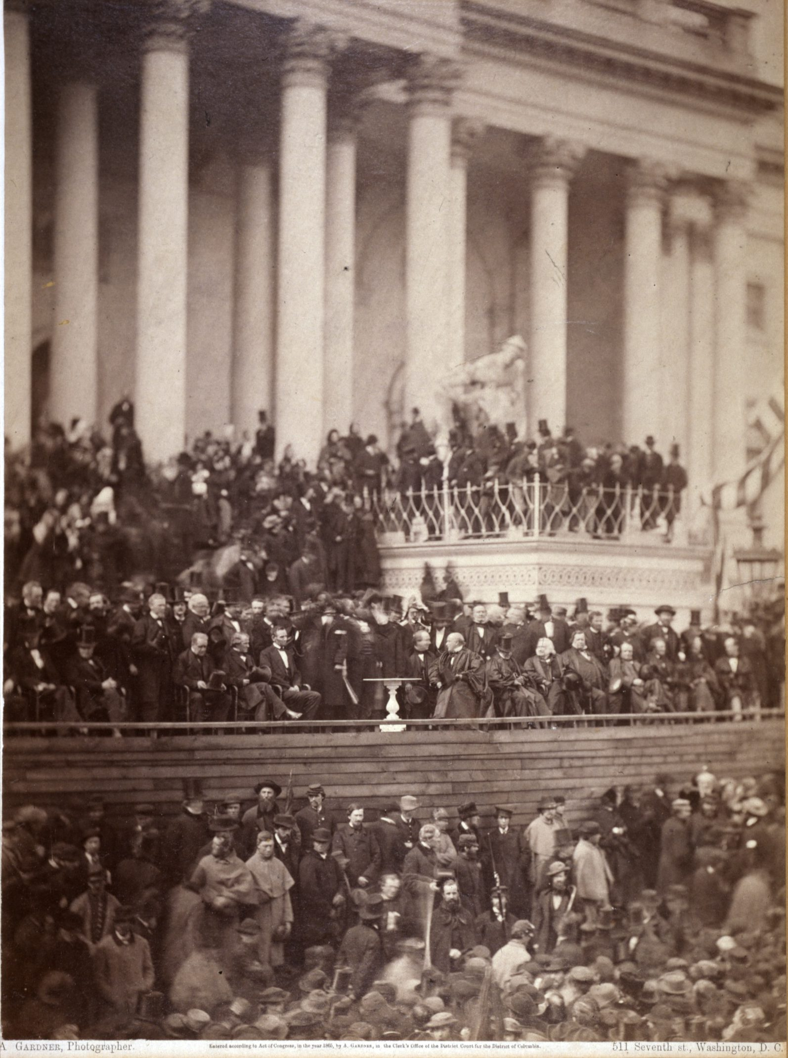 Abraham Lincoln Inauguration