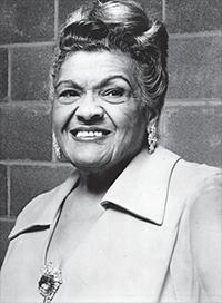 Zelma Watson George